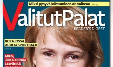 Valitut Palat, Reader's Digest