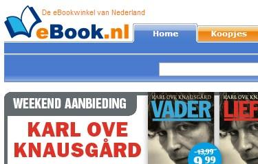 ebook.nl hollantilainen e-kirjakauppa