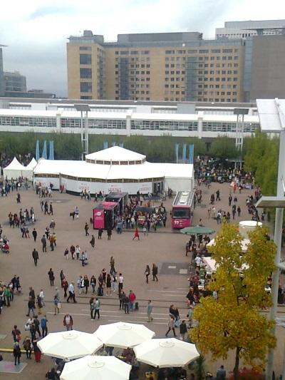 Frankfurt kirjamessut 2014