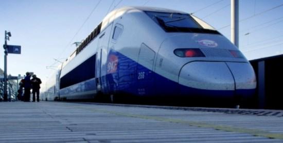 SNCF, Ranskan rautateiden juna