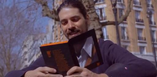 Trip Book, e-kirjojen lukulaite jossa GPS