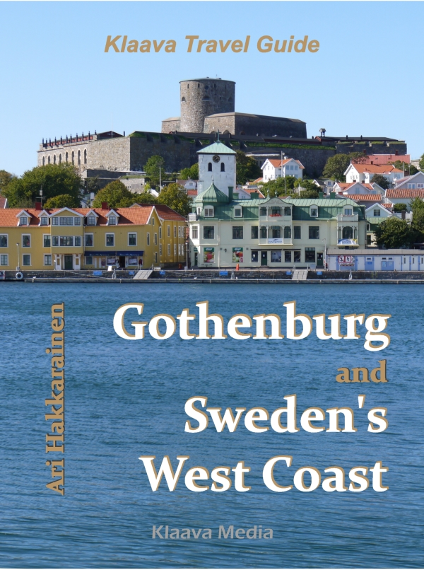 kansikuva gothenburg matkaopas