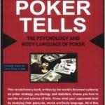 poker tells kirjankansi