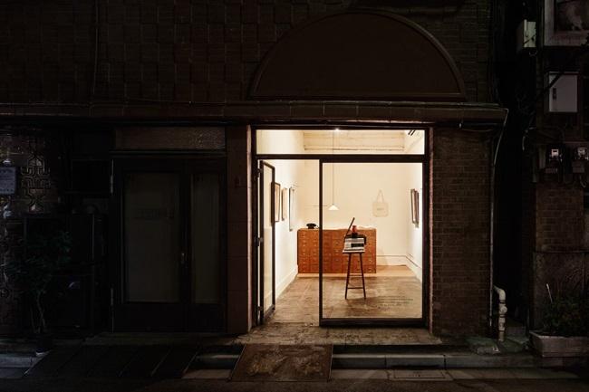 Morioka Shoten Ginza kirjakauppa