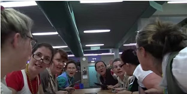 librarian rhapsody, video