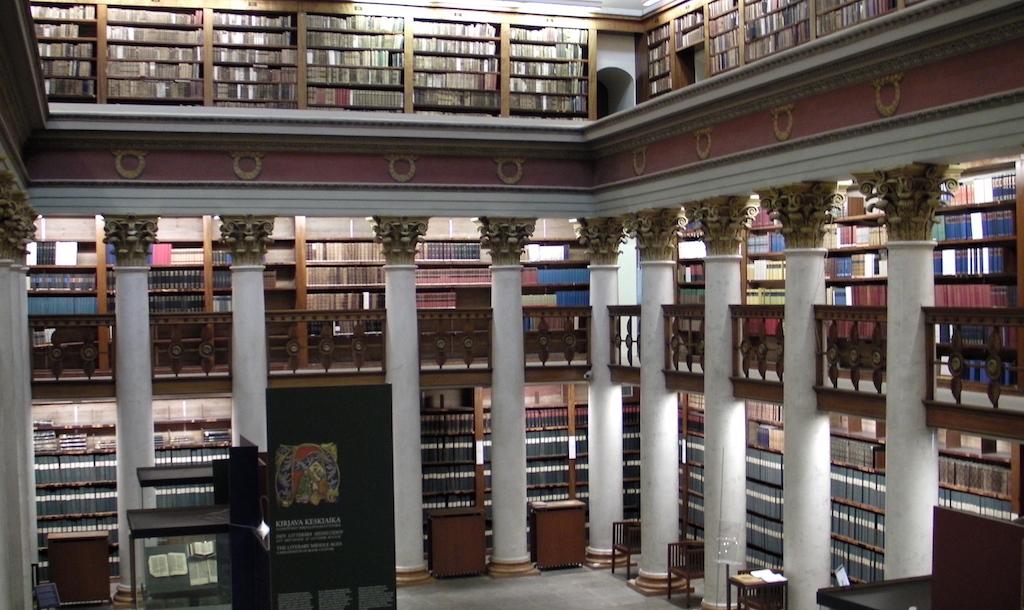 Kansalliskirjasto, Helsinki