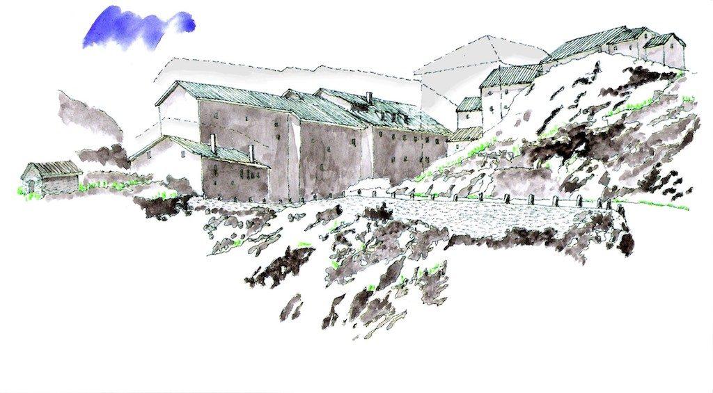 St Bernhard, Chamonix