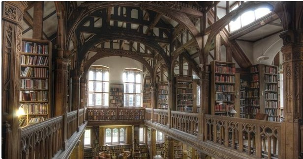 Gladstone's Library, Wales
