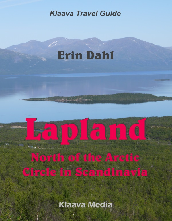 Lapland travel guidebook, Lappi matkaopas