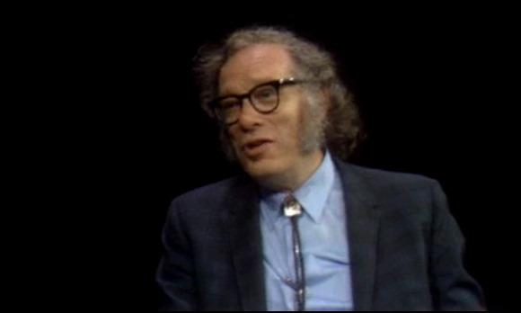 Isaac Asimov, tv-haastattelu 1975