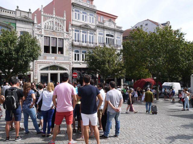 Lello-kirjakauppa, Porto, Portugali
