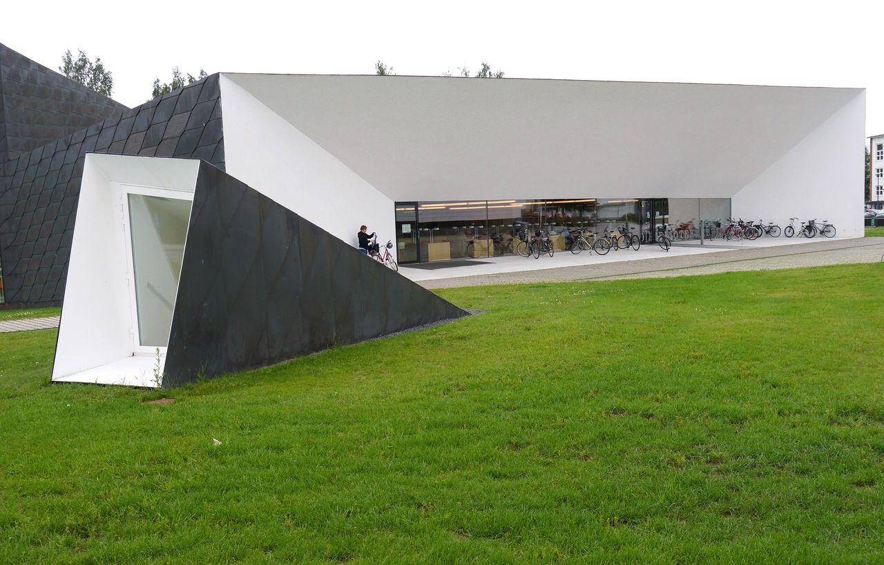 Seinäjoki, Apila kirjasto