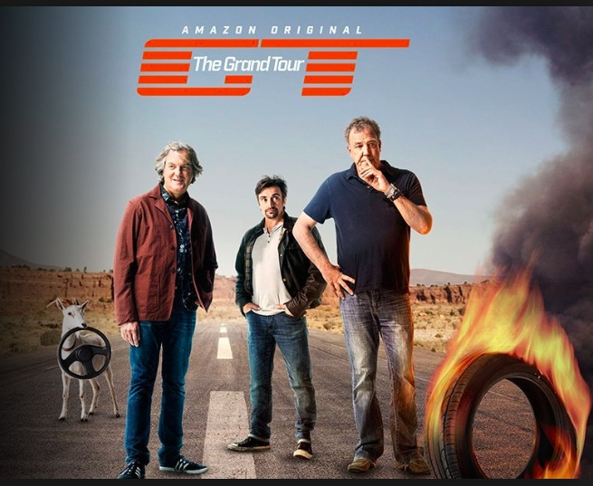 The Grand Tour: Clarkson, May, Hammond