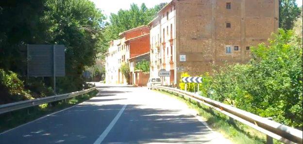 Libros-kylä Espanjassa