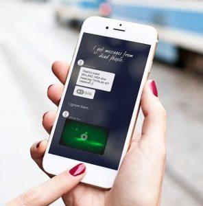 Oolipo, e-kirjojen lukusovellus puhelimessa