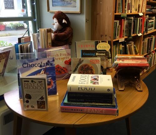 Open Book kirjakauppa, Wigtown Skotlanti