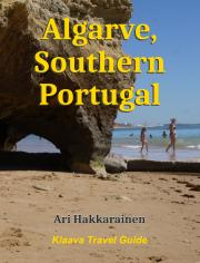 atkaopas kirjan kansikuva: Algarve, Southern Portugal