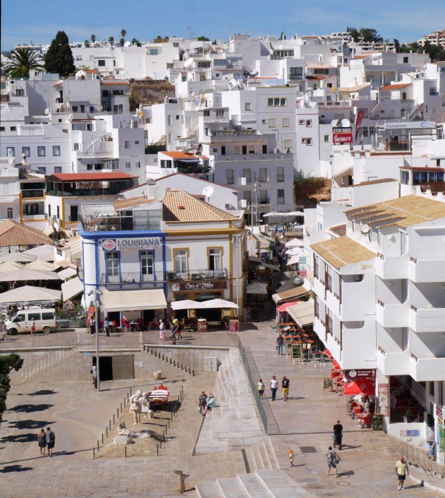 Albufeira, Algarve, Portugali