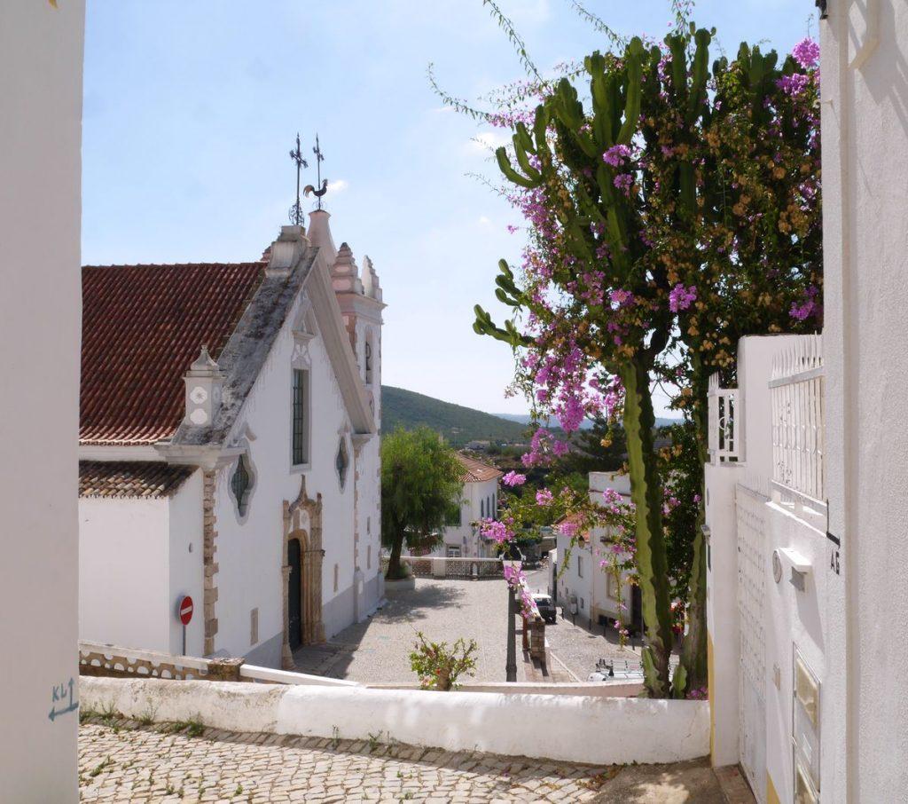 Alte kylä sisämaassa, Algarve, Portugal, Europe
