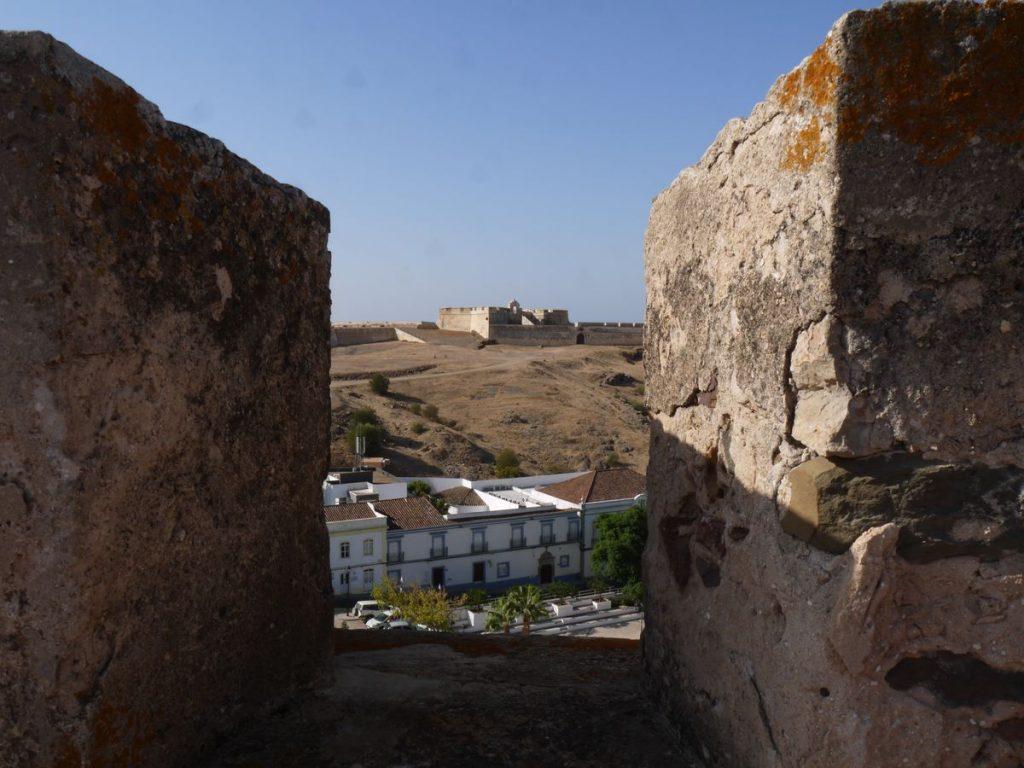 Castro Marim, Algarve, Portugal.
