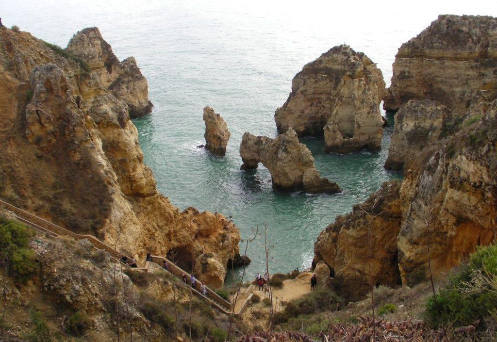 Lagos, Algarve, Portugalin etelärannikko