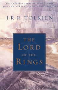 kirjan kansikuva: Lord of the Rings