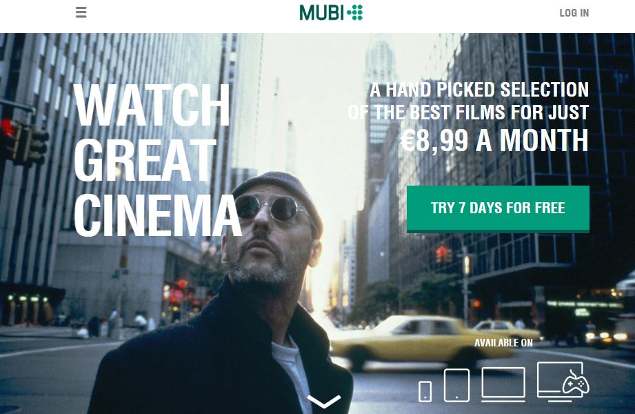 Mubi streaming elokuvat: Jean Reno roolissa Leon.