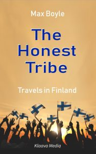 kirjan kansikuva: The Honest Tribe, Max Boyle
