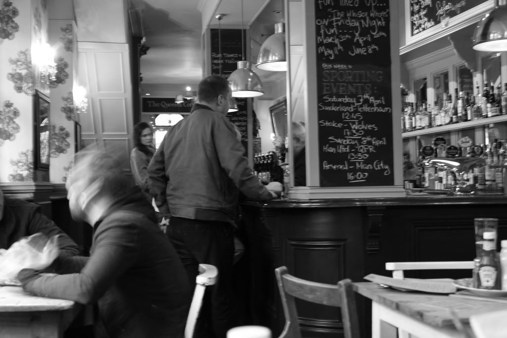 Englanti, pub. Kuva: pub-kultur, tupinambah.