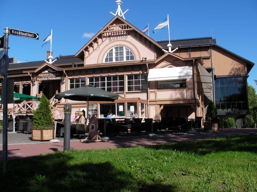 Wanha Kasino, Savonlinna