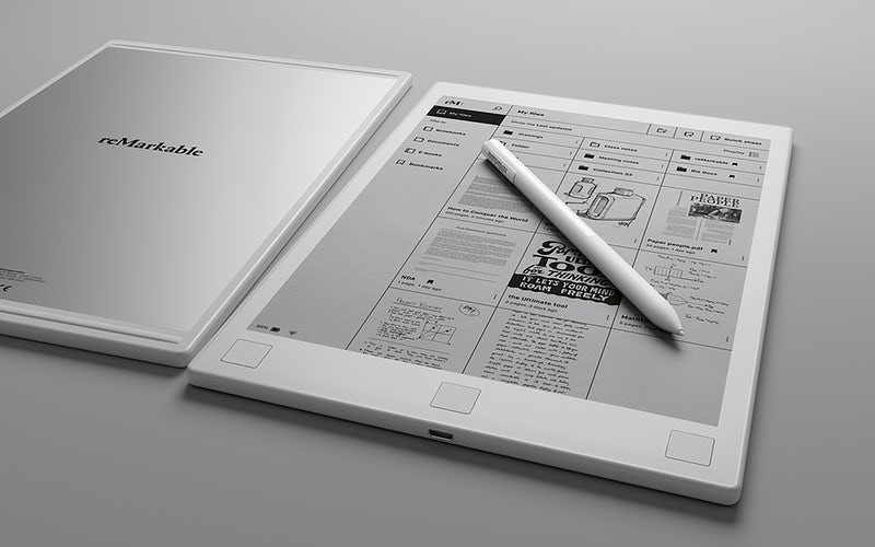 remarkable kirjoitustablet / lukulaite ja kynä