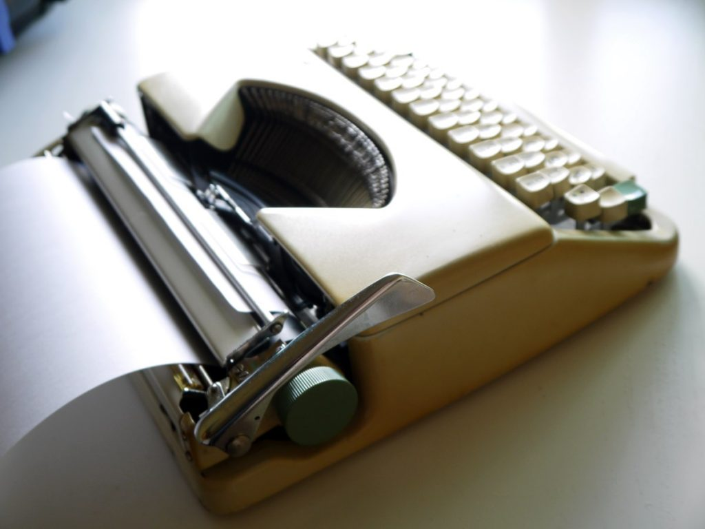 Olympia kirjoituskone