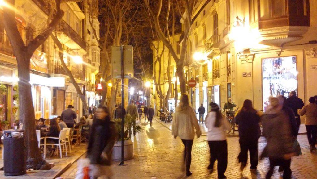 Barrio del Carmen, Valencia Espanja