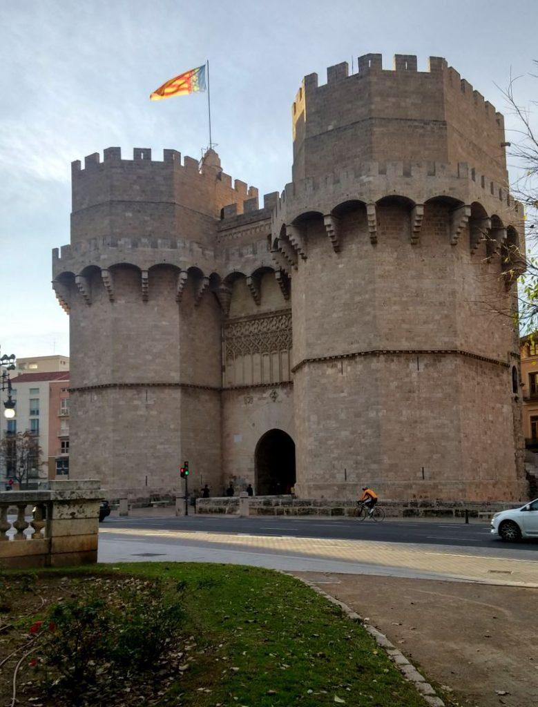 Torres de Serranos, Valencia, Espanja, Etelä-Eurooppa