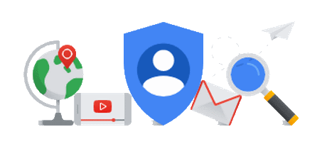 Google pilvipalvelut, ikoni symbolit
