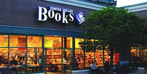 Porter Square Books, Cambridge, Ma, USA