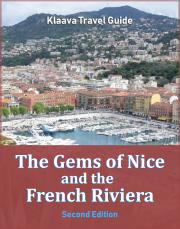 kansikuva matkaopas Nizza ja Riviera