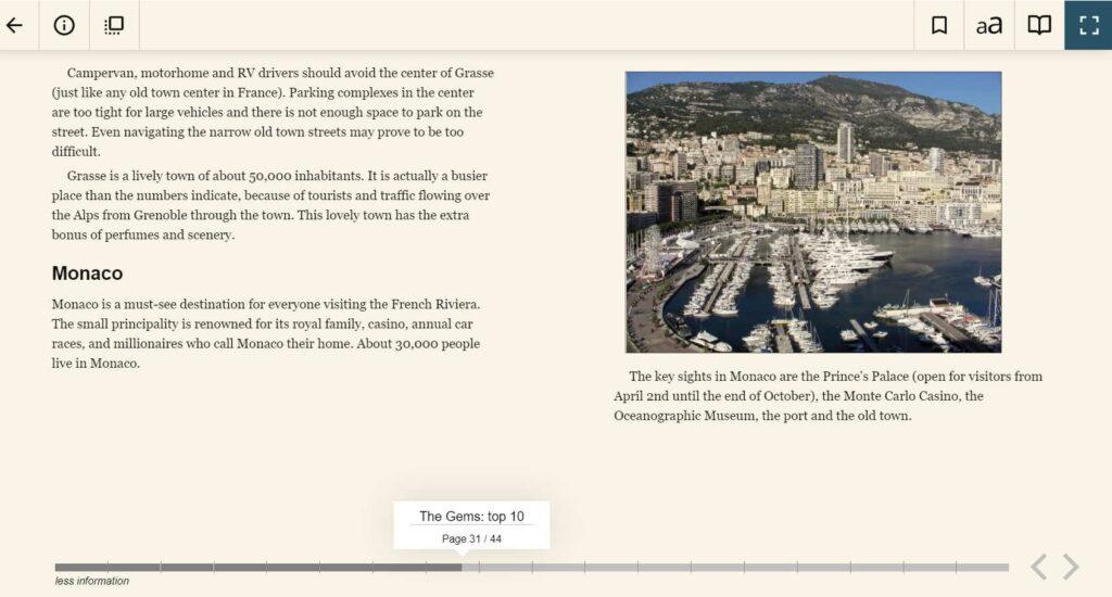 opaskirja Ranskan Rivieralle: Cannes, Monaco, Antibes, St Tropez, Grasse