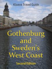 kansikuva: matkaopas Göteborg ja länsirannikko saaristo