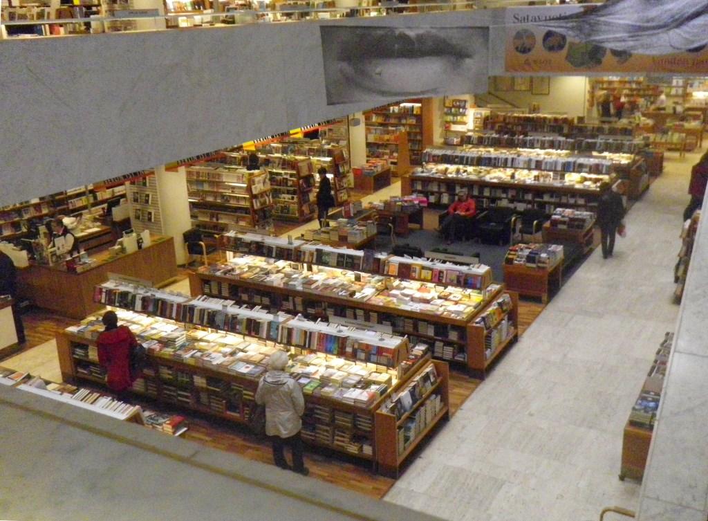 akateeminen kirjakauppa, helsinki