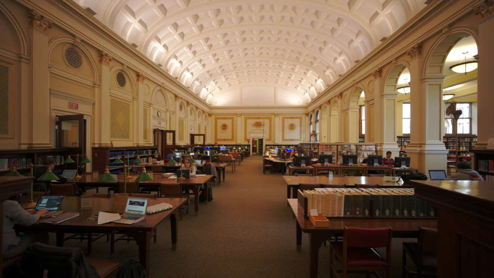 carnegie kirjasto, pittsburgh, USA