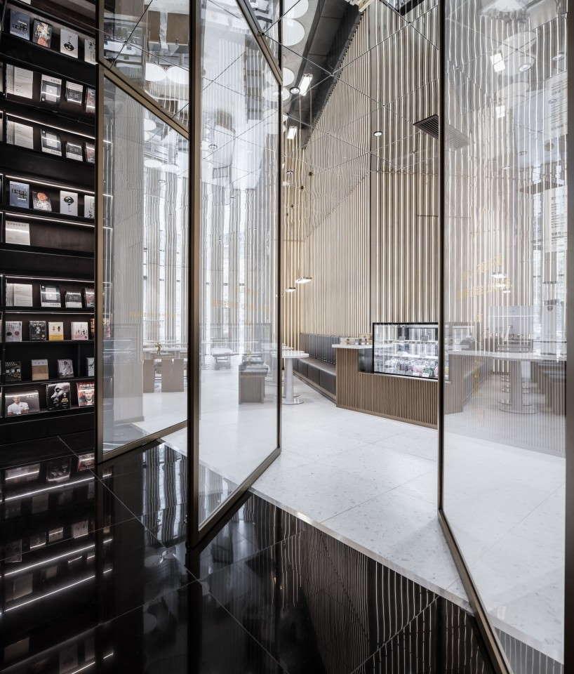 moderni kirjakauppa kiinassa