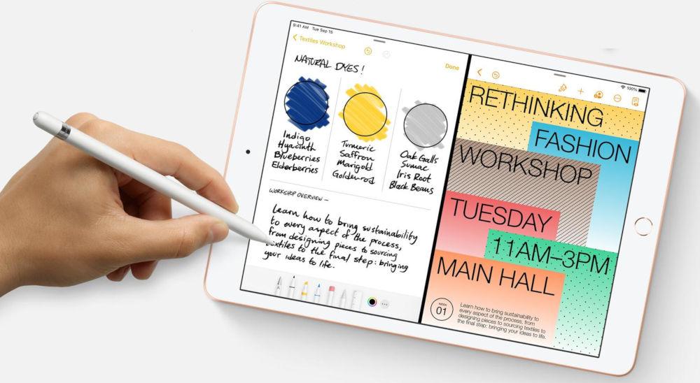 apple ipad 10.2, pencil kynä