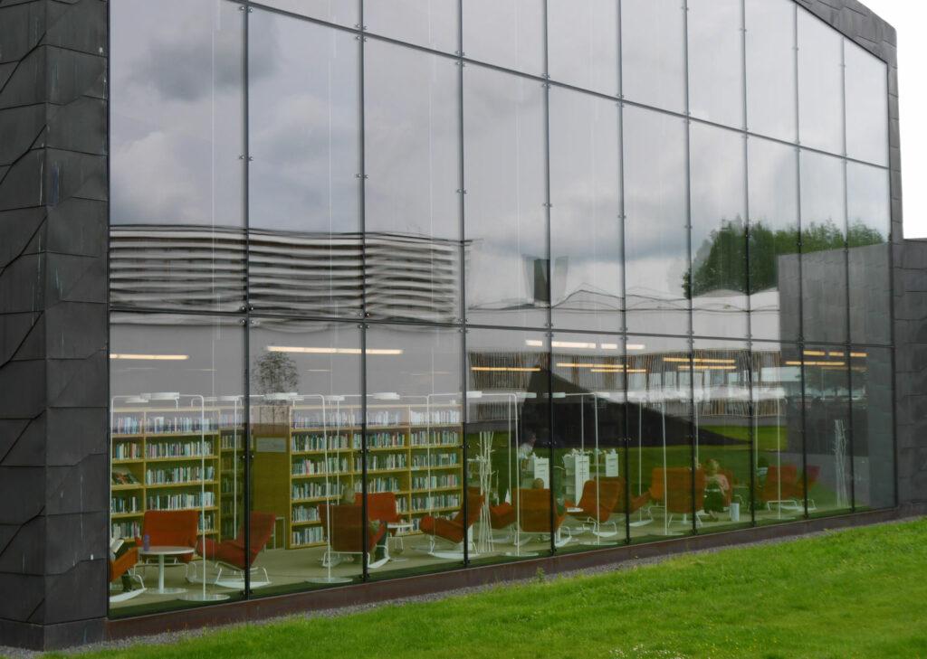 seinäjoki, apila-kirjasto