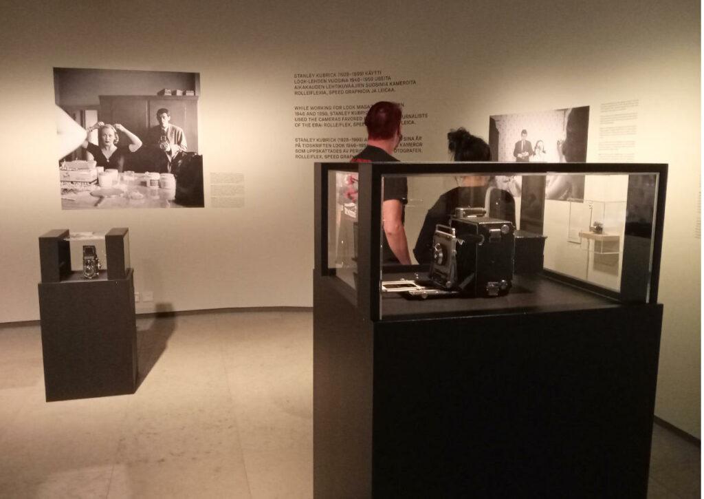 stanley kubrick: valokuvia Kämp Galleria