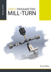 Creo Parametric Mill-Turn ebook download