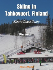 Ebook: Skiing in Tahkovuori, Finland