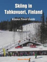 Ebook: Skiing in Tahkovuori, Finland
