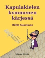 Kapulakielen kymmenen kärjessä: Riitta Suominen