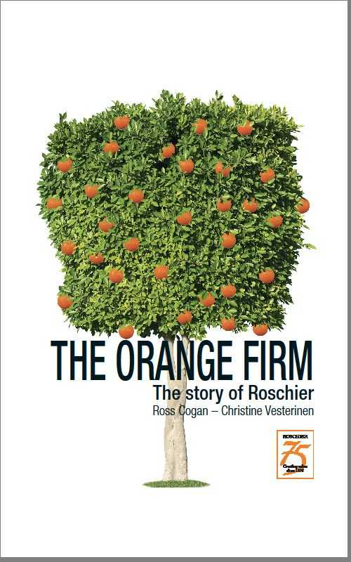 Ebook: The Orange Firm